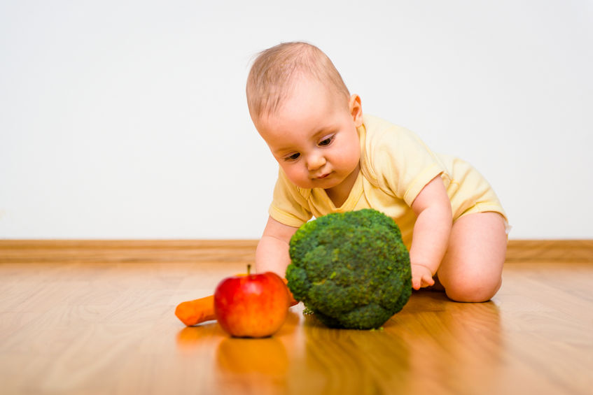 Jak wyrabiać zdrowe nawyki żywieniowe u dzieci?