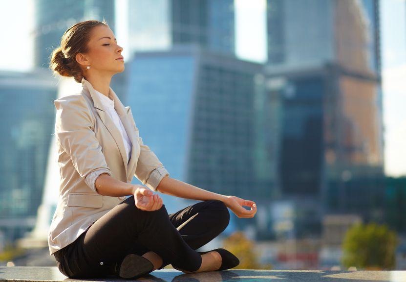 Po co medytować?
