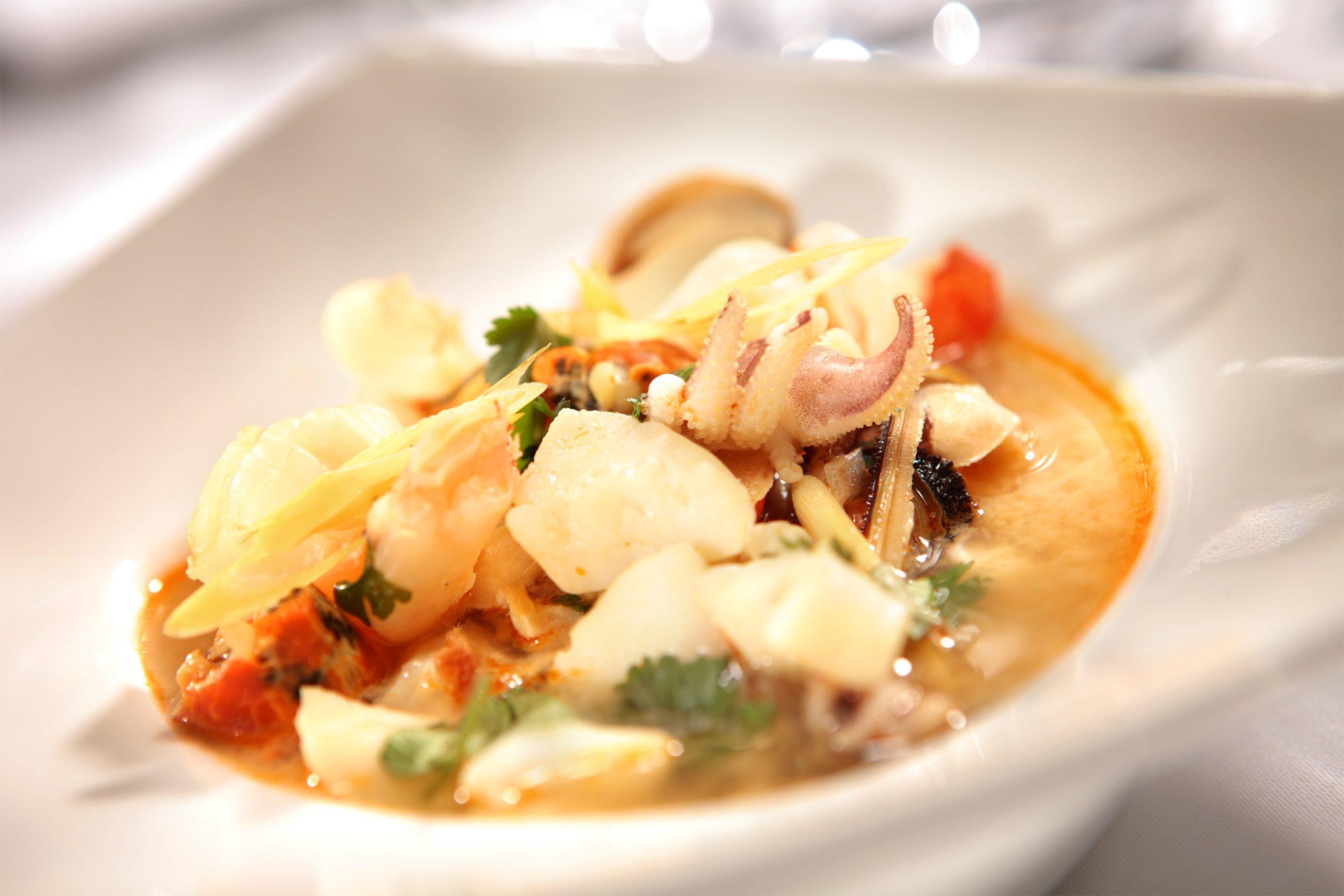 Zupa z owoców morza – Ocean Patak