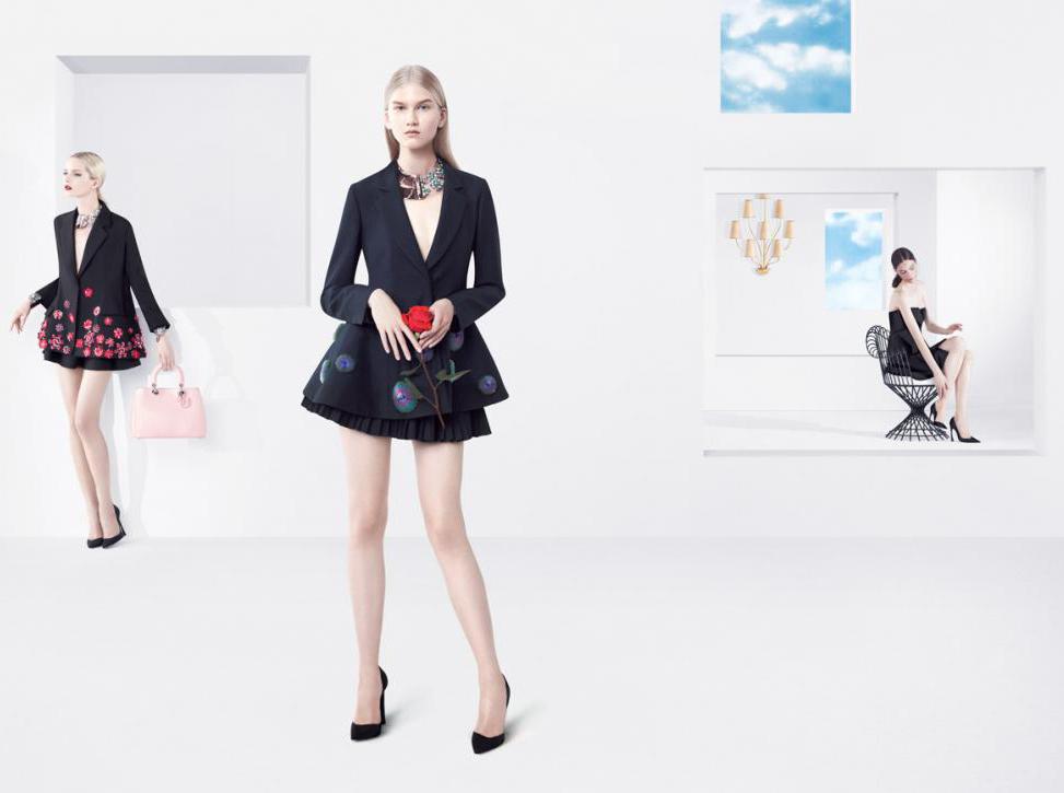 Niezwykła wiosenna kampania Dior