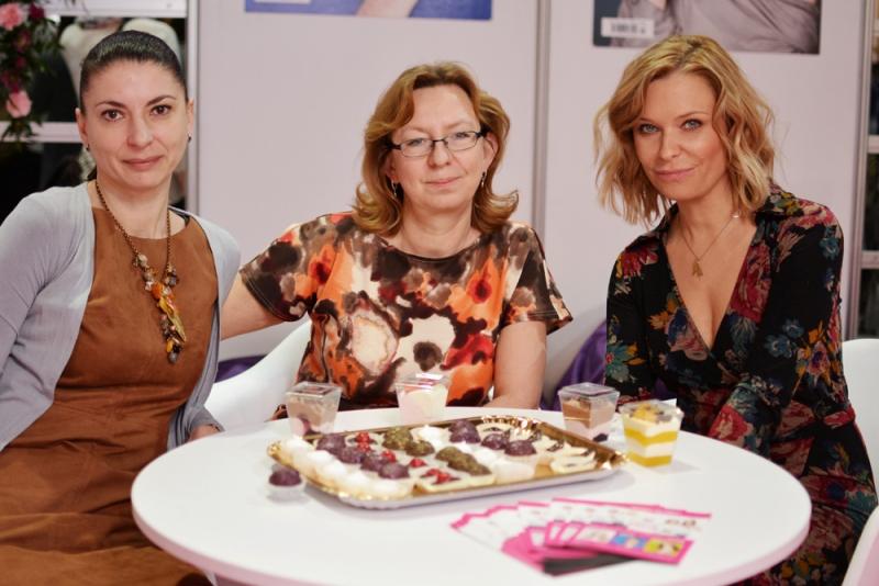 Ałbena Grabowska, Katarzyna Droga, Paulina Młynarska