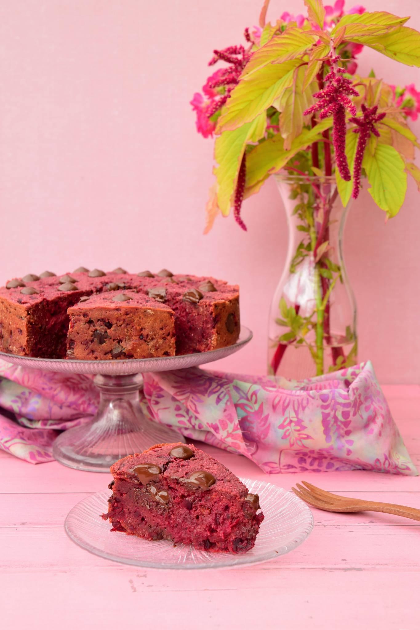 Przepis na pyszny tort buraczany