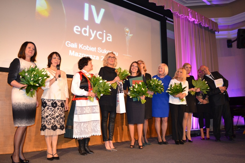 Wybory Kobiet Sukcesu Mazowsza 2015