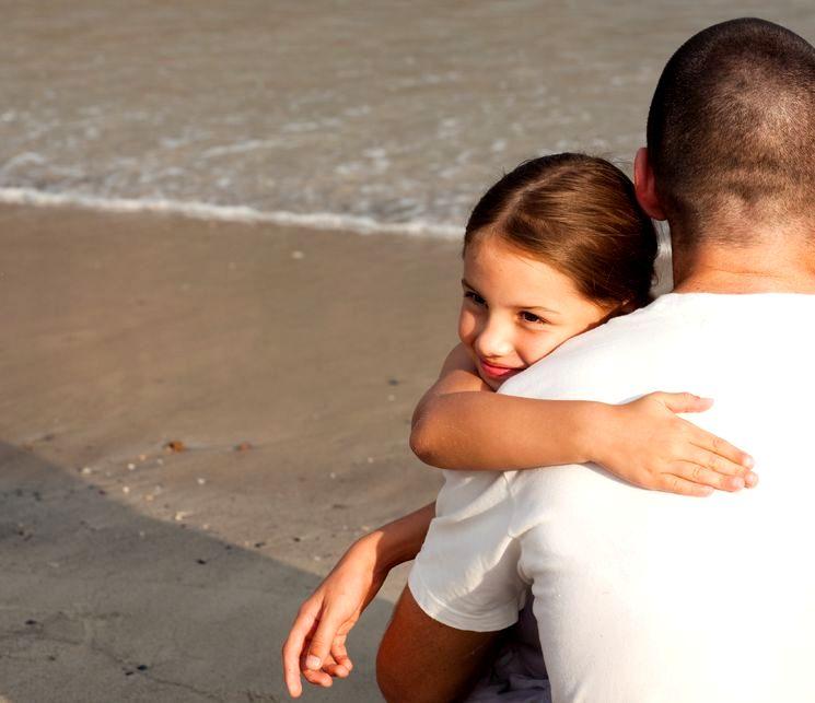 Co powie tata? - ojciec bez skazy i jego mała księżniczka