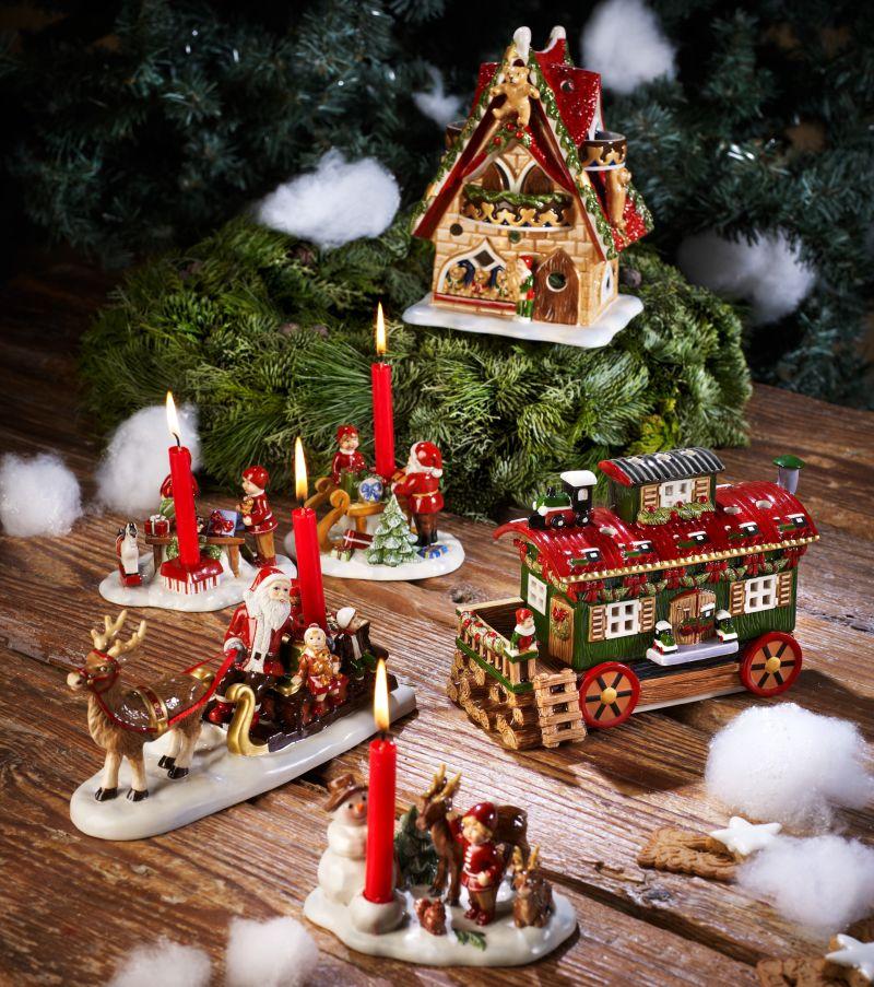 Magiczne Boże Narodzenie z Villeroy & Boch