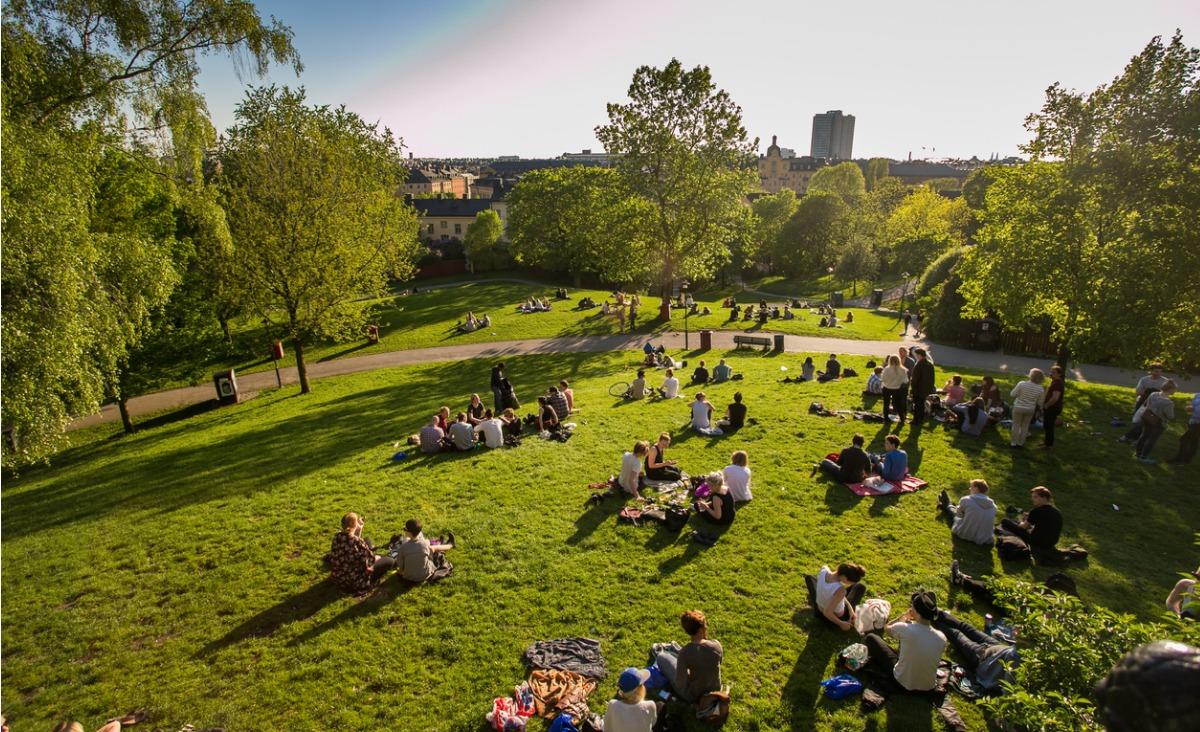 10 sposobów na relaks w mieście