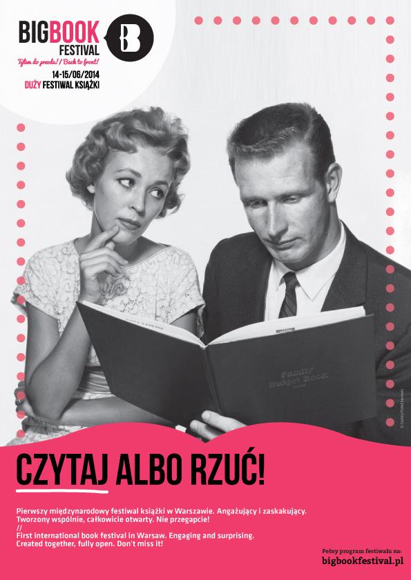 II Big Book Festival 14 i 15 czerwca w Warszawie