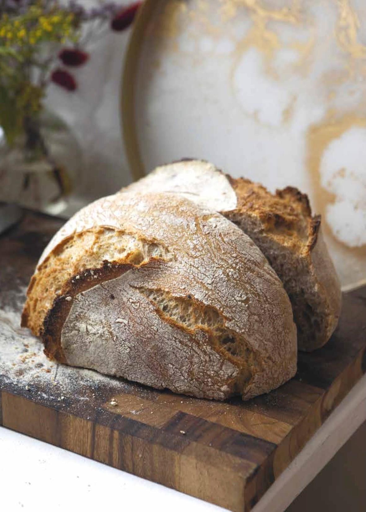 Mój chleb domowy