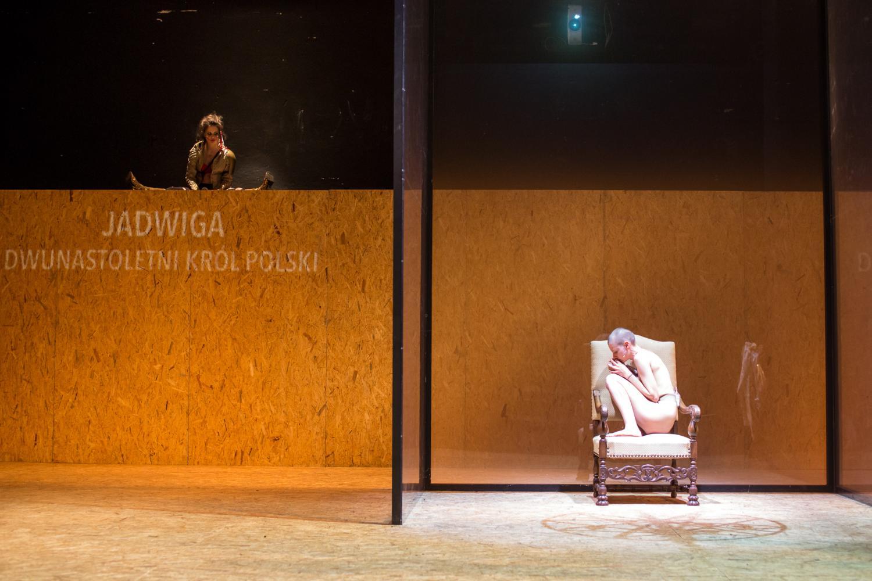 """""""Śmierć białej pończochy"""" w Teatrze Wybrzeże"""