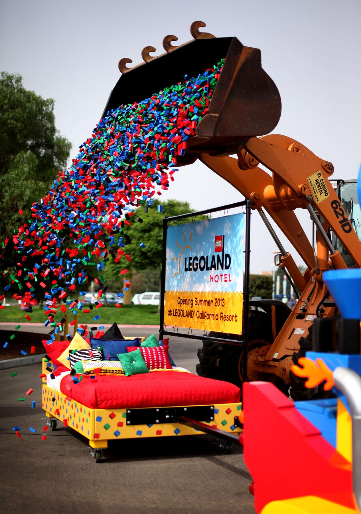 Legoland w Kalifornii - zwierciadlo.pl