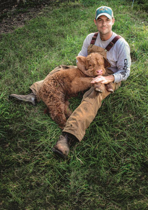 Czego uczy życie na farmie? Rozmowa z Johnem Chesterem