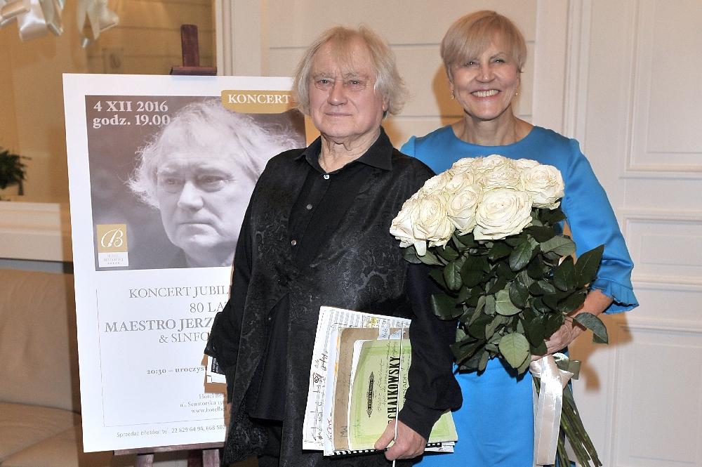 scena z: Jerzy Maksymiuk, Ewa Piasecka, SK:, , fot. Niemiec/AKPA