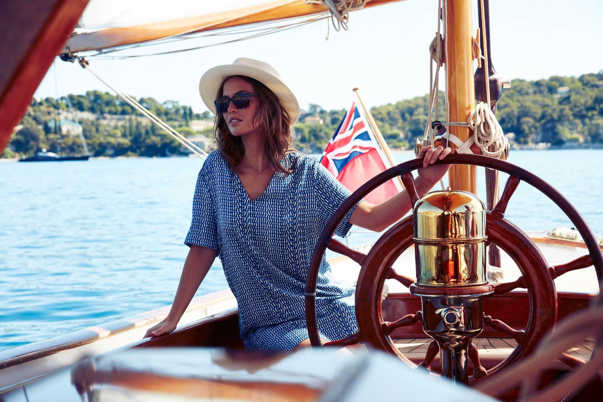 Moda w stylu marynarskim