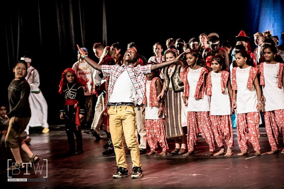Brave Kids. Fot. Marek Maziarz