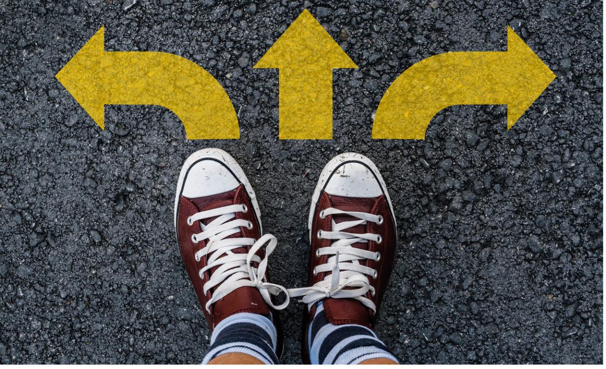 Zmiana to wybór, zmiana to decyzja