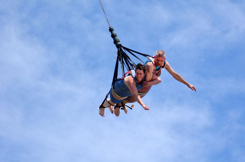 Czy skok na bungee jest bezpieczny?