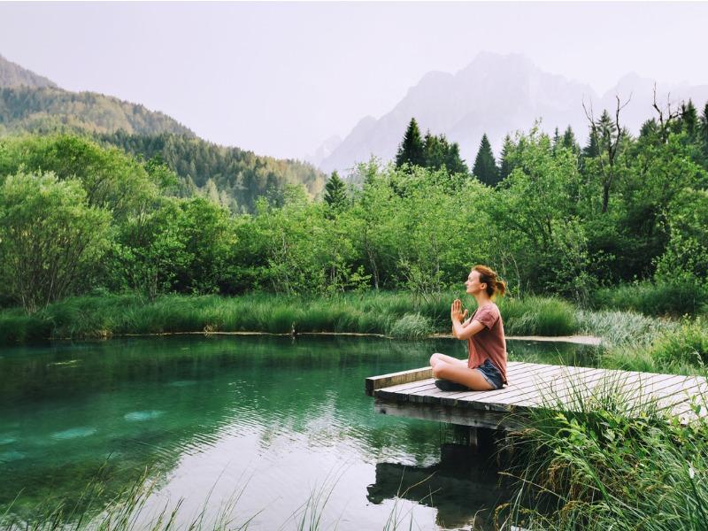 10 dni sam na sam ze sobą. Jak uspokoić umysł i pozwolić mu odpocząć?