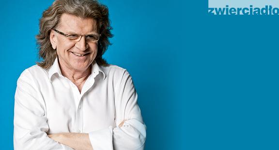Zbigniew Wodecki: Bez włosów mnie nie ma. - Jeden z ostatnich wywiadów na łamach Zwierciadła