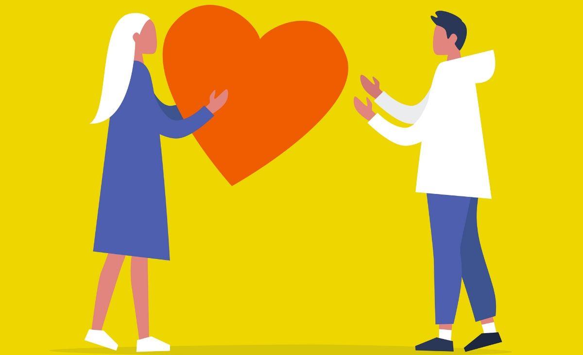 Dając, otrzymujemy - o sztuce empatii, wsparcia i pomagania