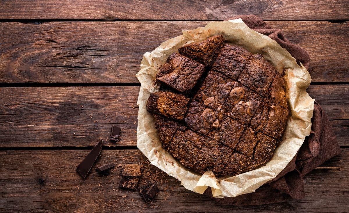 Figowe brownie