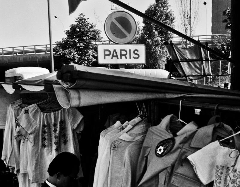 6 metrów przed Paryżem