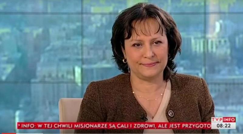 Zmarła Barbara Falandysz. Wywiad z nią ukazał się w październiku na łamach miesięcznika SENS