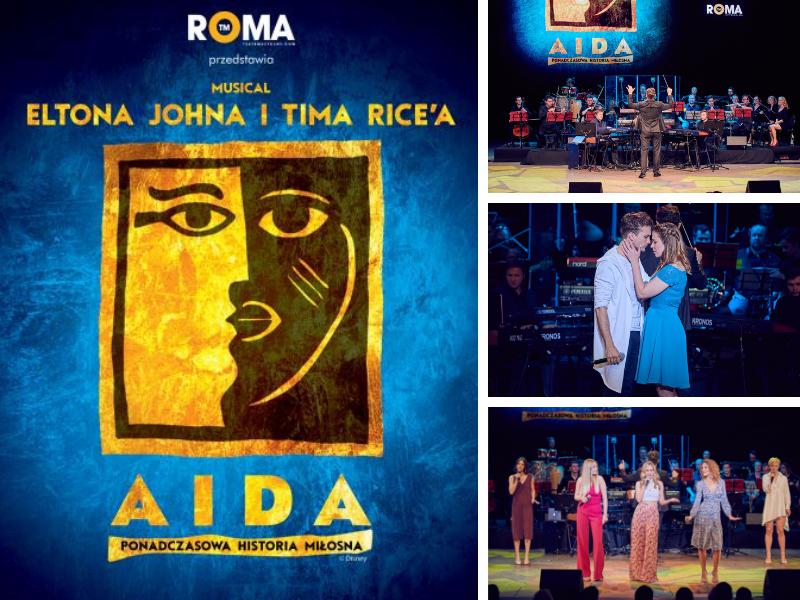 Musical Aida już wkrótce w Teatrze Roma