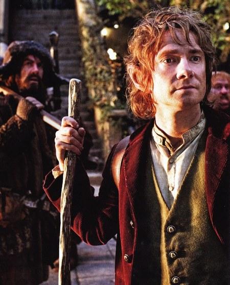 Bilbo Baggins Hobbit: Niezwykła podróż