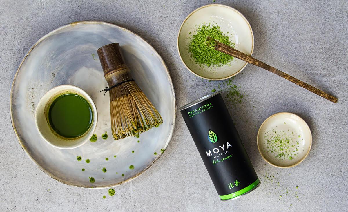 Matcha - królowa herbat nie tylko do picia