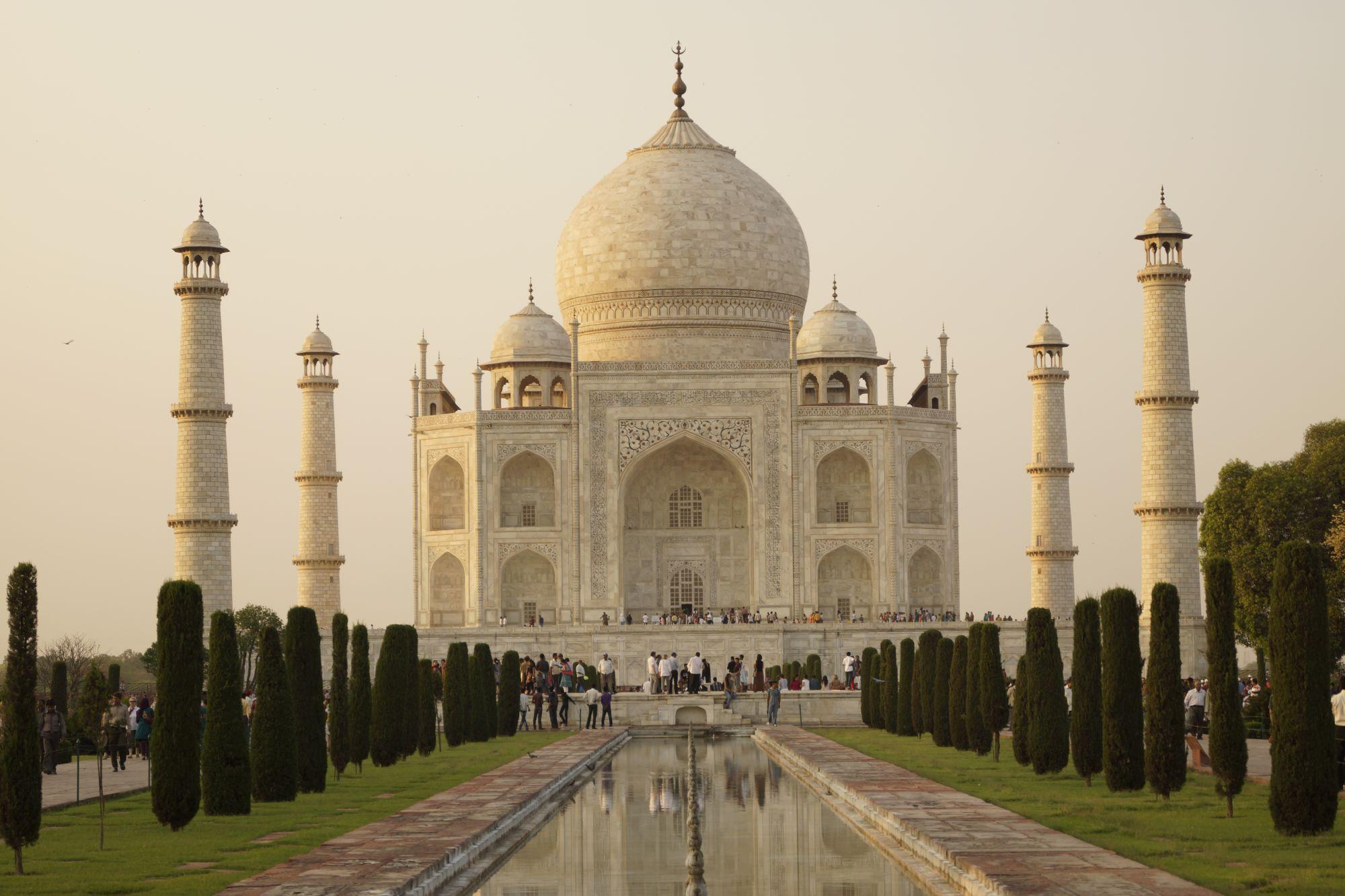 Agra: Tadż-Mahal
