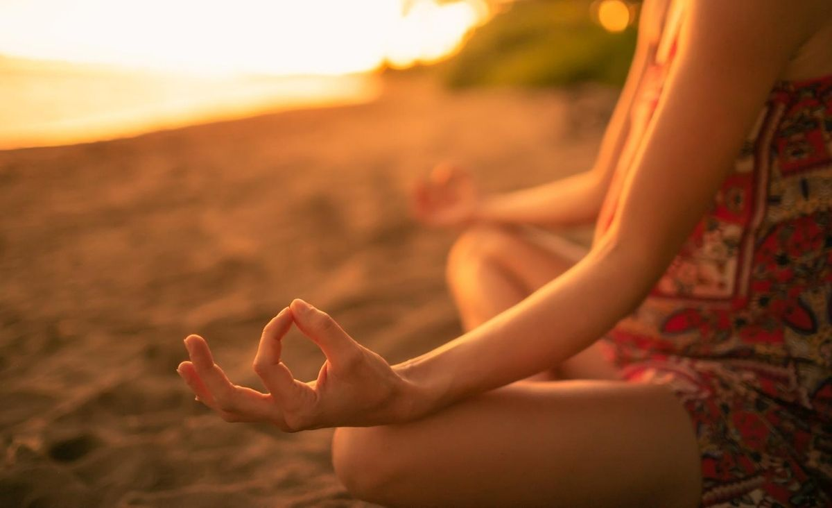 Medytacja - sposób na odnalezienie spokoju i radości