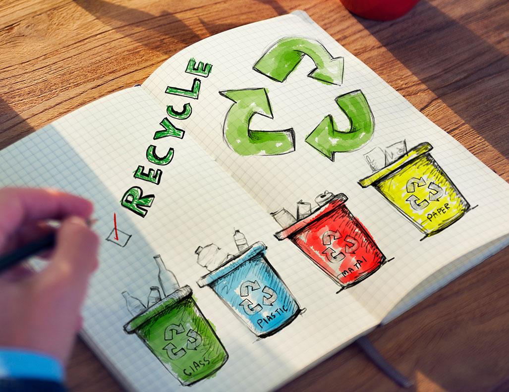 Recykling, czyli kilka słów o tym, dlaczego warto wybierać opakowania przyjazne środowisku
