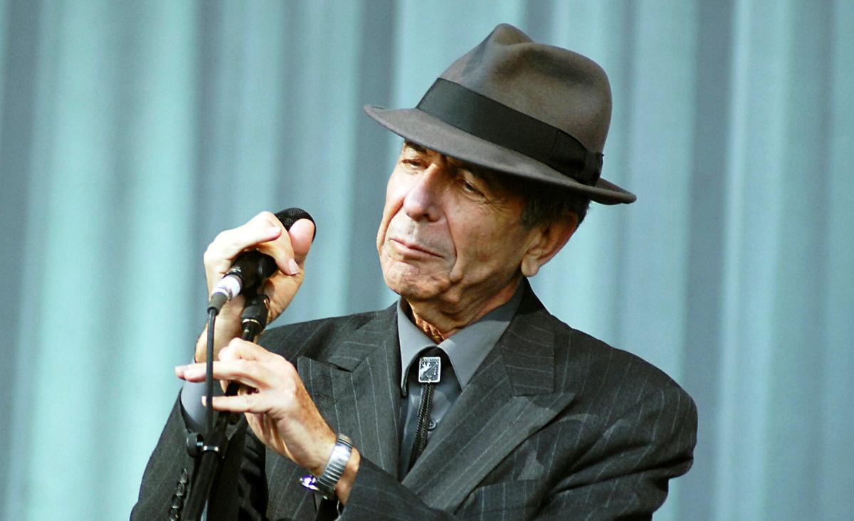 10 najpiękniejszych utworów Leonarda Cohena
