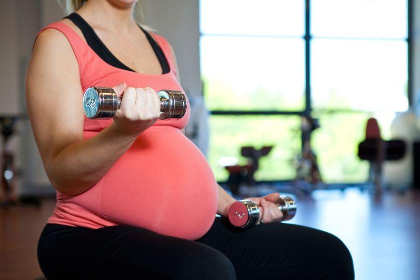 Aktywna mama - II trymestr