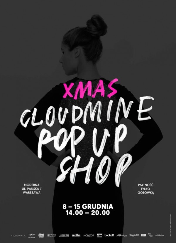 Cloudmine Pop Up Shop