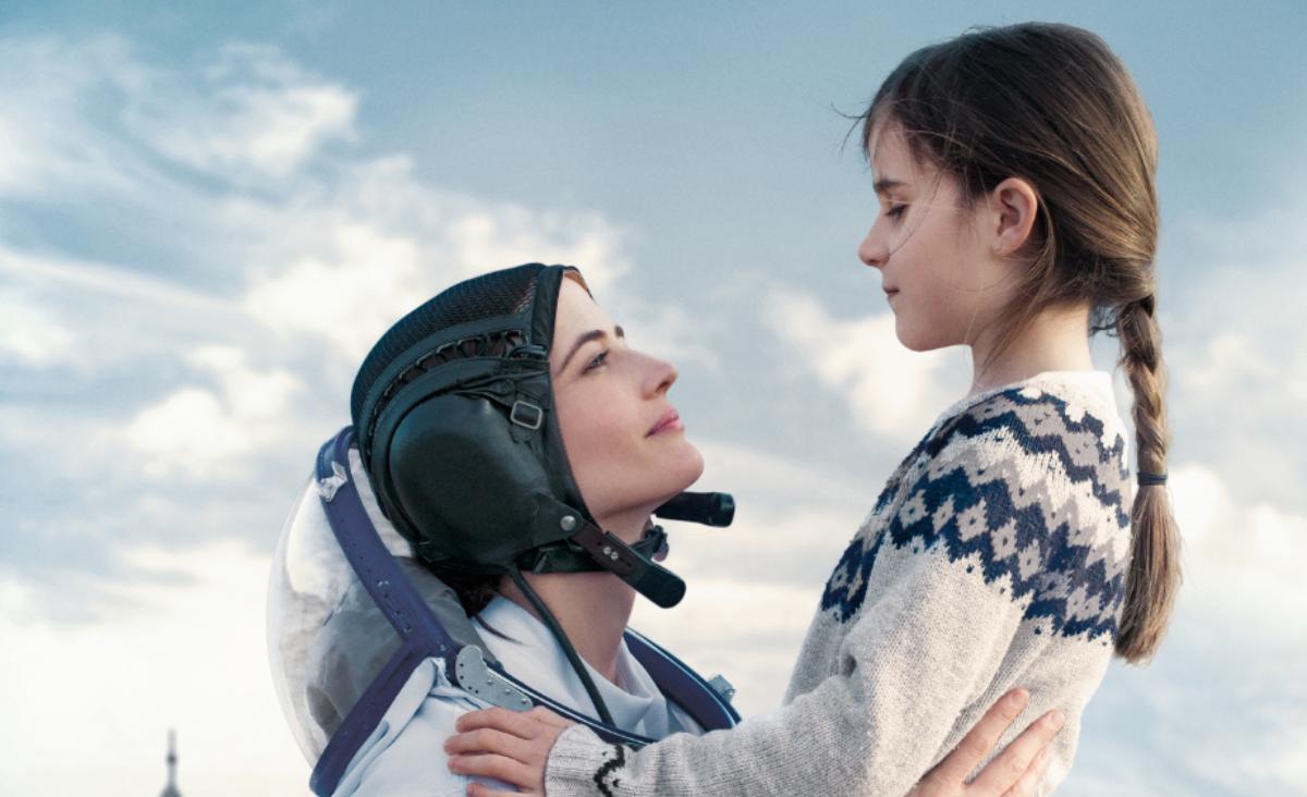 Proxima - Eva Green w kobiecym wydaniu Pierwszego człowieka