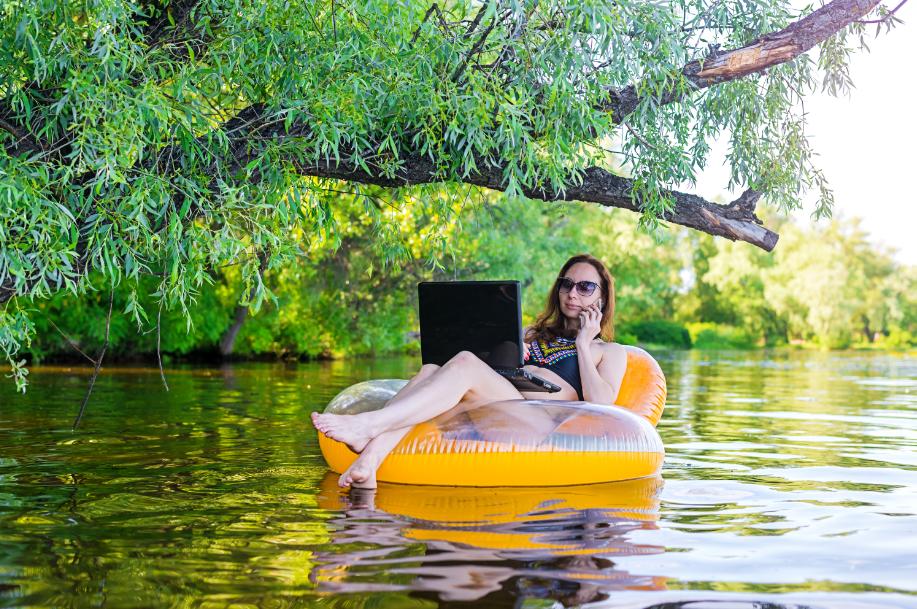 3 niezawodne sposoby na odpoczynek dla pracoholika