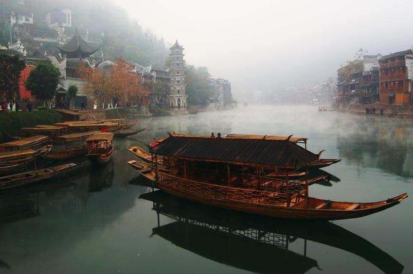 W Chinach codziennie znikają wioski