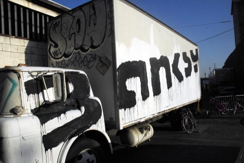 400 tysięcy funtów za Banksyego