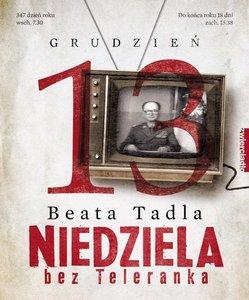 """Beata Tadla """"Niedziela bez teleranka"""""""