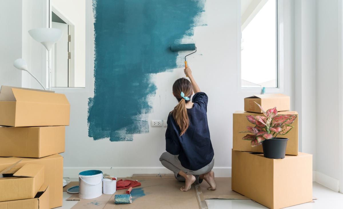 Jak odnowić mieszkanie i nie zrujnować budżetu?