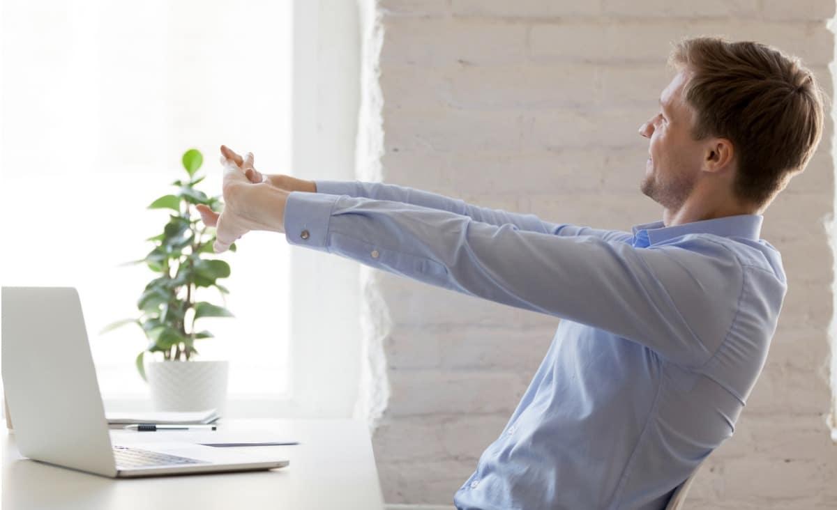 Korpogimnastyka: postaraj się o aktywność w biurze