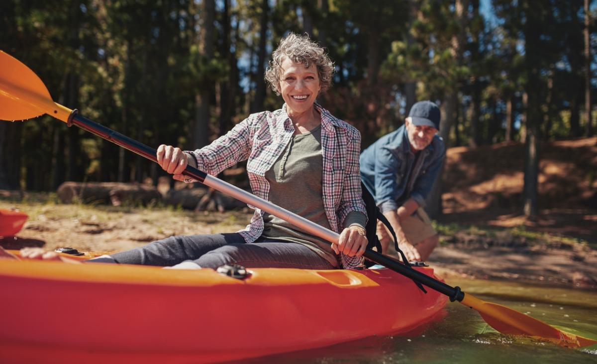 Pogodna starość. Jak spędzić ją w zdrowiu, doskonałym samopoczuciu i dobrze wyglądając?