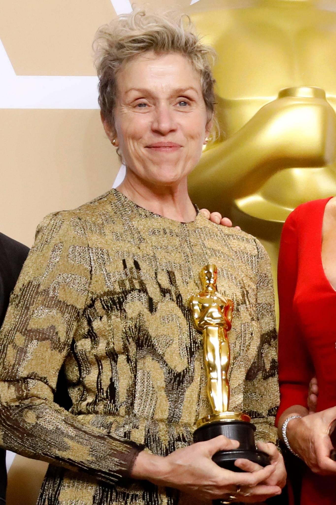 Frances McDormand: Piorę, sprzątam i czasem gram
