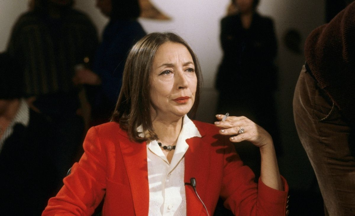 Oriana Fallaci - legenda za życia
