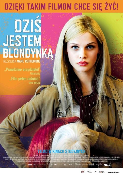 """""""Dziś jestem blondynką"""" - recenzja"""