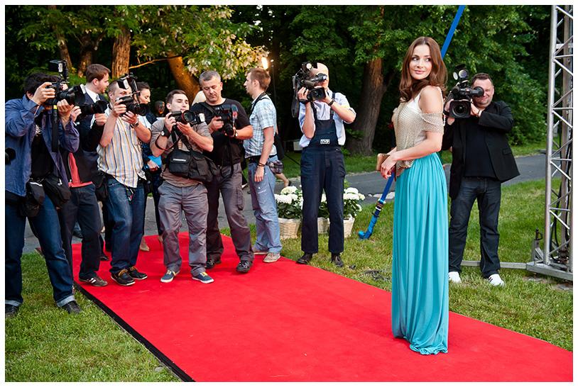 Gala Kryształowe Zwierciadła 2012, Anna Dereszowska.