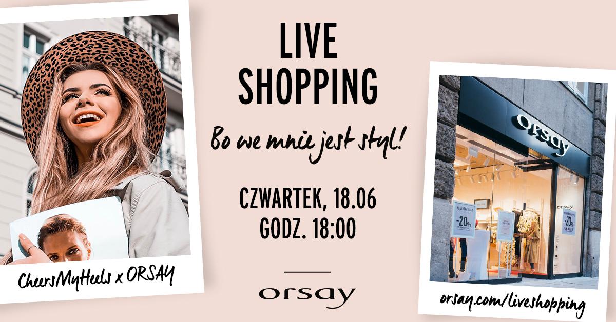 Moda na live shopping - forma zakupów online, którą pokochają kobiety