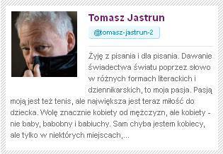 Kołonotatnik. Blog Tomasza Jastruna