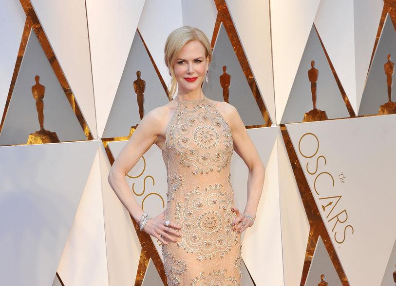 Nicole Kidman: Nicole Outsiderka